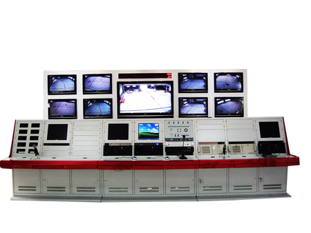 Central Control Cabinet