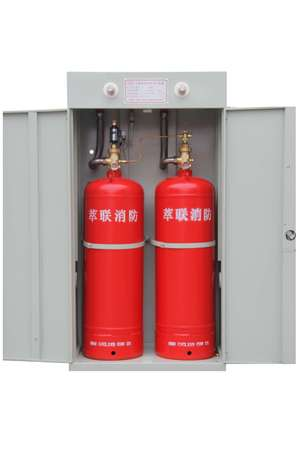 Cabinet Gas-FM200 Fire Extinguishing Equipment