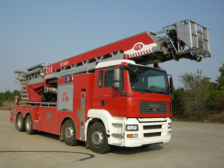52M Aerial Ladder Series