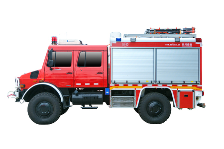 All-terrain Fire Truck